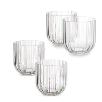 Vignelli Double Old-Fashioned Glass Set