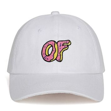 """odd future"" dad hat"