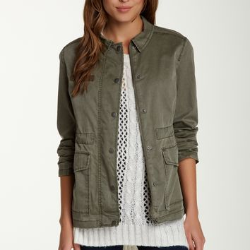 Abound | Layering Field Jacket (Juniors) | Nordstrom Rack