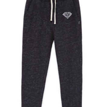 Diamond Supply Co Diamond Front Jogger Sweatpants at PacSun.com