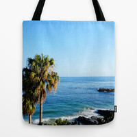 Paradise Tote Bag by Susaleena | Society6
