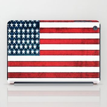Patriot iPad Case by Jessica Ivy