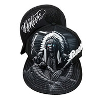 Native American Indian David Gonzales DGA Art Sublimation Cap