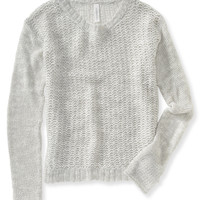Aeropostale  Textured Knit Sweater