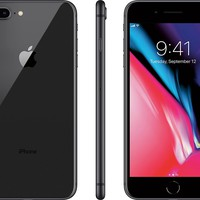 Apple iPhone 8 Plus 256gb Black Unlocked