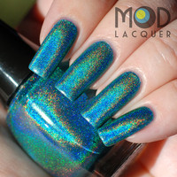 Clandestine Holographic Nail Polish 15ml (.5oz)