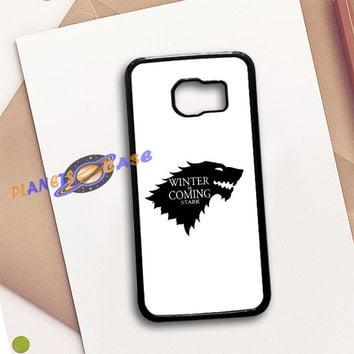 Game Of Thrones Who is Crown Samsung Galaxy S6 Case Planetscase.com