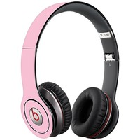 Baby Pink Skin for the Beats Solo HD by skinzy.com