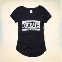 Total Game Changer Graphic T-Shirt