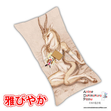 New Lay in the Dust Anime Rectangle Dakimakura Japanese Pillow Cover Custom Designer Schiraki ADC361