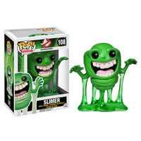 Funko POP! Ghostbusters - Vinyl Figure - SLIMER (Pre-Order ships May): BBToyStore.com - Toys, Plush, Trading Cards, Action Figures & Games online retail store shop sale