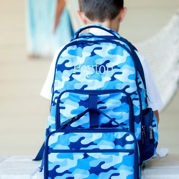 Cool Camo Collection Backpack