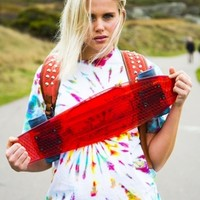 Penny Board - Red Apple - Other - Women - Modekungen