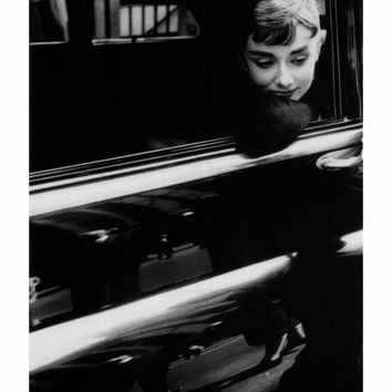 Audrey Hepburn 27x40 Movie Poster