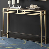 Varick Gallery Gold Coast Console Table