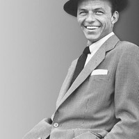 Frank Sinatra Confidence Quote Poster 11x17