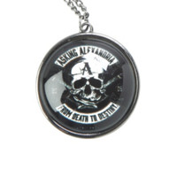 Asking Alexandria From Death To Destiny Necklace