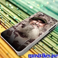 Uncle Si Robertson Duck Dynasty 3 for iPhone, iPod, Samsung Galaxy, HTC One, Nexus **