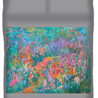 Wildflower Mist Duvet Cover