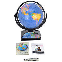 Edu Science Intelliglobe - World Discovery Series - Plastic Base