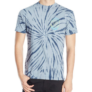 Quiksilver Men's Live and Dye T-Shirt