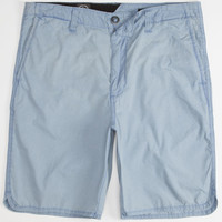Volcom Dusto Mens Shorts Blue  In Sizes