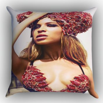beyonce tumblr Y1542 Zippered Pillows  Covers 16x16, 18x18, 20x20 Inches