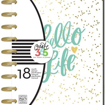 2016-2017 CLASSIC Happy Planner™- Hello Life