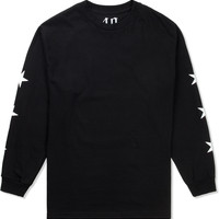 Black Star L/S T-Shirt