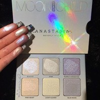 [FREE SHIPPING] Anastasia GLOW KIT MOONCHILD / Kylie Eyeshadow and Too Faced Eyeshadow Palette