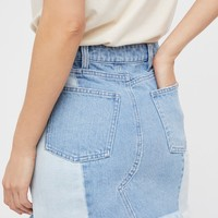 Free People Morning Daze Mini Skirt