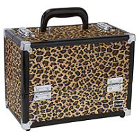 Caboodles Brown Cheetah Cosmetic Case Ulta.com - Cosmetics, Fragrance, Salon and Beauty Gifts