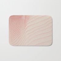 It was Blossoms Bath Mat by duckyb