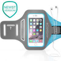 IPhone 7 , 6 , 6S SPORTS Armband   Stores Phone, Cash, Cards and Keys , Great fo