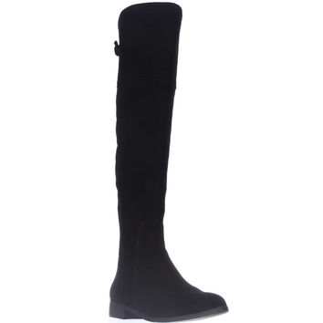 Charles by Charles David Reed Over The Knee Boots - Black