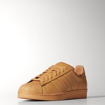adidas Superstar Supercolor Pack Shoes - Beige | adidas Regional