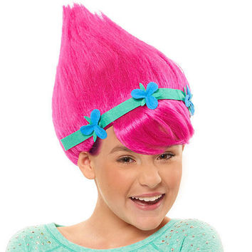 Dreamwork'sDreamWorks Trolls Poppy Wig
