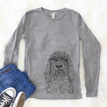 Stefano the Spinone Italiano - Long Sleeve Crewneck