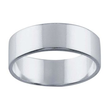 Sterling Silver Ring Liner