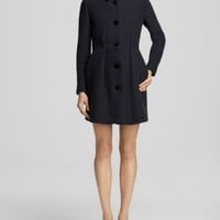 Maje Feminine Wool Coat - Bloomingdale's Exclusive | Bloomingdales's