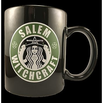 Salem Witchcraft Mug