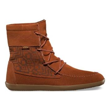 Vans Maraka Boot (Surf Native brown patina/gold)