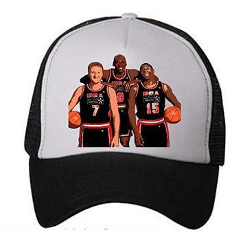 "Michael Jordan Dream Team USA ""Logo"" Hat"