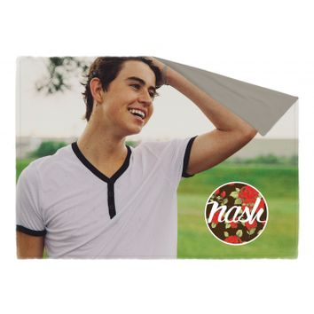 Nash Grier Throw Blanket - BLV Brands