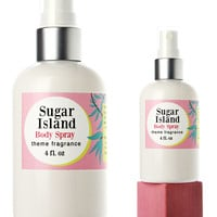 Sugar Island Body Spray. Sweet vanilla, cotton candy