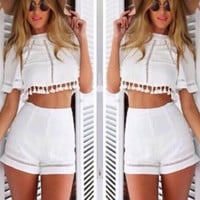 HOT TWO PIECE ROMPER