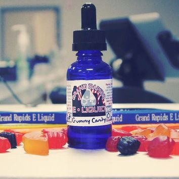 """Gummy Candy"" Vape Juice"