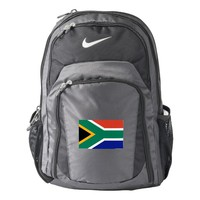 South Africa flag Backpack