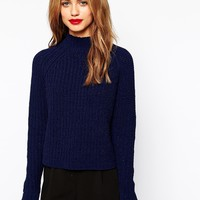New Look Ribbed Jumper