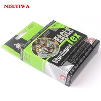 9# 10# 100M Fluorocarbon Lure Fishing Lines Strong Carp Sinking Fishing Lines Fluorocarbon Strong Lure Sea Fishing Sinking Lines